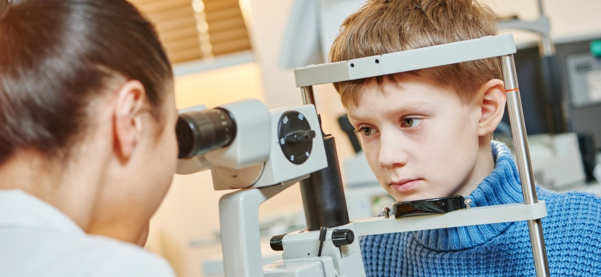 clinic for Low Vision Diagnosis in pune