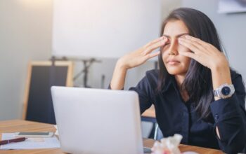 Digital Eye Strain Causes & Prevention